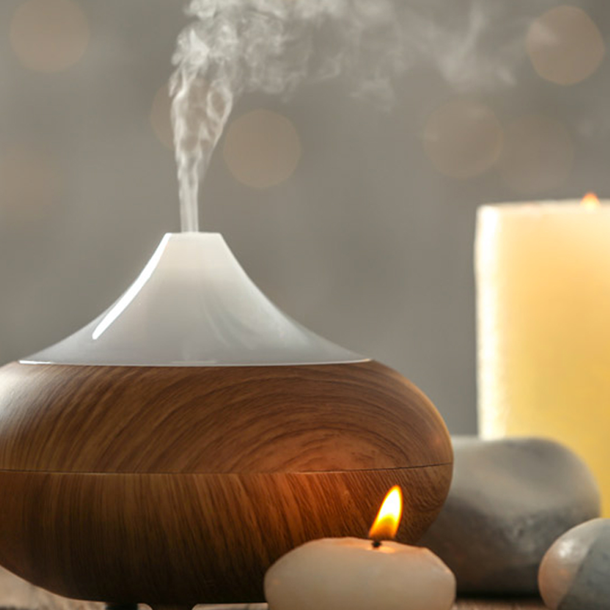 Aromaterapia en Ylang Spa